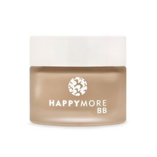 HAPPYMORE BB - Makeup i krem 2 w 1